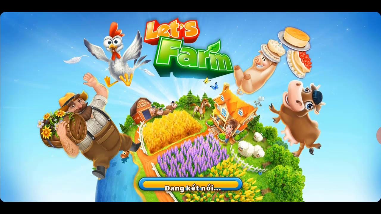 Let's Farm – Hướng Dẫn Cách Trang Trí Nông Trại level 10,game nông trại hấp dẫn | Let's Farm 2020
