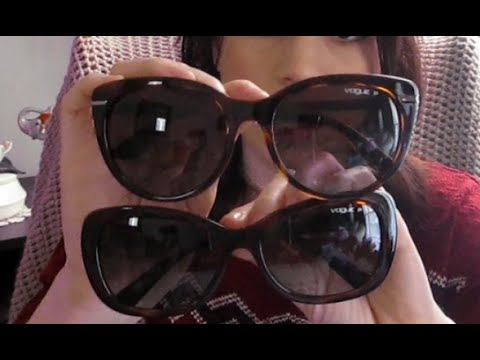 Reviewing 2 NEW Vogue Sunglass Styles!