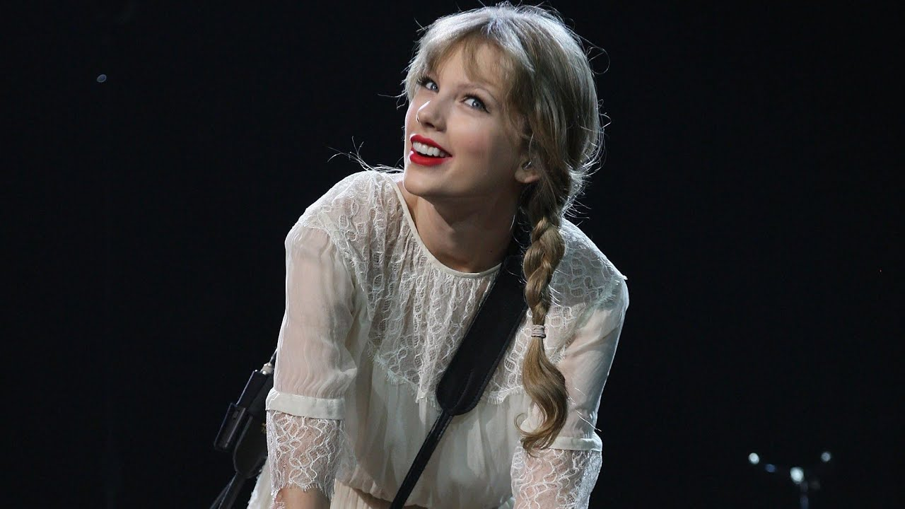 Taylor Swift -  Speak Now World Tour - Our Song