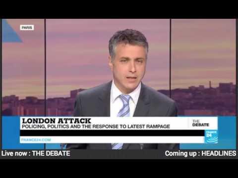 Nikita Malik joins the France 24 Debate 5th June 2017