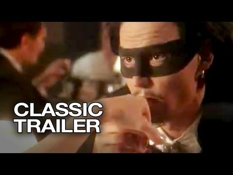 Don Juan DeMarco Official Trailer - Johnny Depp Movie (1994)