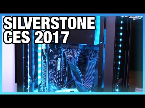 SilverStone SG14 & PCIe SSD Expansion Card