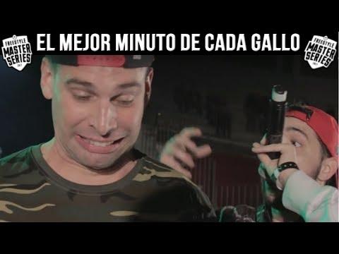 El MEJOR MINUTO de CADA GALLO en la FMS ☀😎