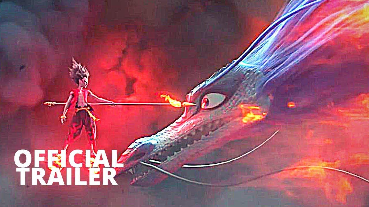 Download NE ZHA Official English Dub Trailer (2020) Animation, Adventure Movie HD
