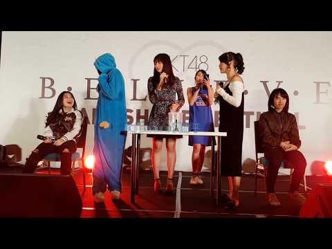 JKT48 - Games Session 9 @. HS Believe