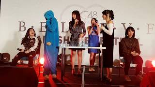 JKT48 - Games Session 9 @. HS Believe