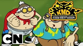 Codename: Kids Next Door - Operation: T.O.M.M.Y.