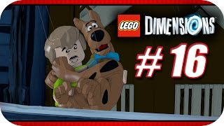 LEGO Dimensions - Gameplay Español en 2.0 - Capitulo 16 -  ¡Scooby-Dooby-Doo!
