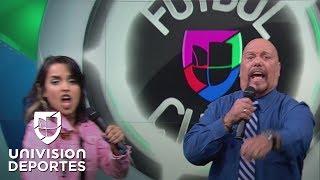 """El 'Perro' Bermúdez bailó """"Levántate"""", la canción oficial de la Copa Oro"""