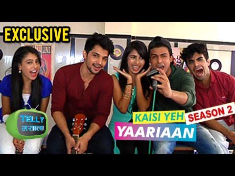 Exclusive Interview Of KY2 Team | Kaisi Yeh Yaariyan Season 2 | MTV