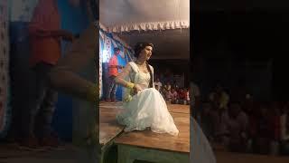 Dance program in village