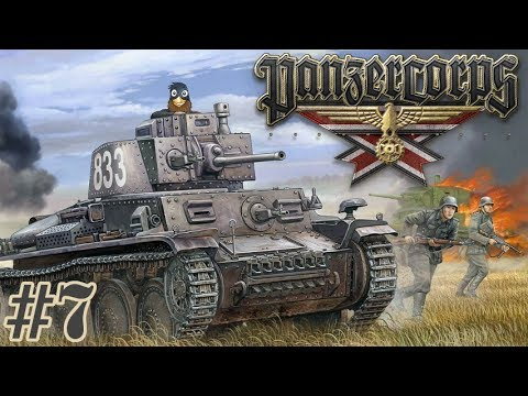 Panzer Corps #7 : A Thorough Steamrolling
