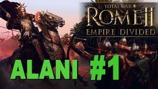 Video Total War: Rome 2 - Empire Divided - Alani Campaign #1 download MP3, 3GP, MP4, WEBM, AVI, FLV November 2017