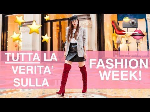 TUTTA la verità sulla MIA Fashion Week di Milano | Vita da fashion blogger alla settimana della moda