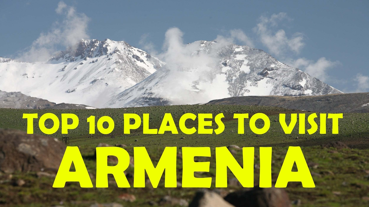 What to see in armenia