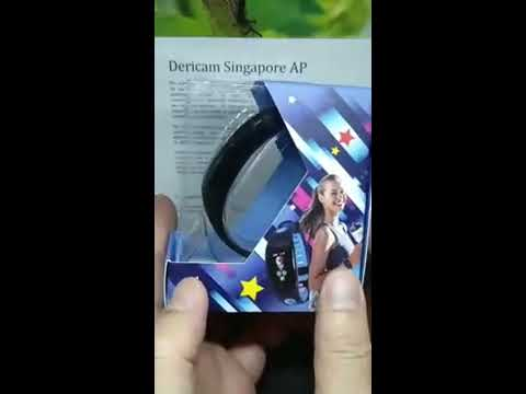 Dericam Singapore AP - Unboxing Brook Gaming - Pocket Auto Watchic
