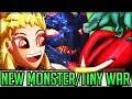 New Hellfire Rathian - GIANT TINY TURF WARS - Horror Scout Flies - Monster Hunter World PC Mods!