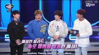Video Yesung's struggle with the mic download MP3, 3GP, MP4, WEBM, AVI, FLV September 2017