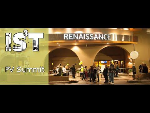 ISSST PV Summit - Introduction and Invited Speakers Talks