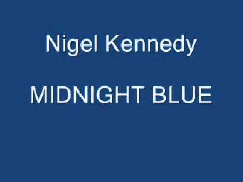 Midnight Blue Nigel Kennedy-Blue Note Sessions