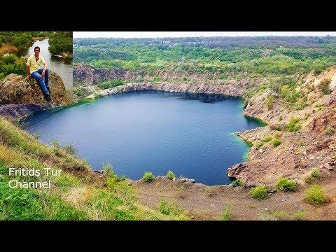 Beautiful Nature Of Ukraine; Granite-steppe Lands Of Buh