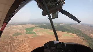 Ultralight Plane Crash at Blyde River Canyon - Brush with Death