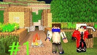 """Captive minecraft II: Room of Monuments часть 1 """"Вот это реально Круто!"""""""