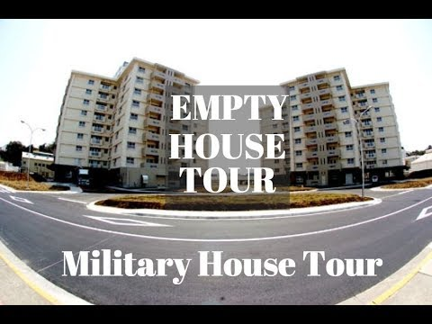 EMPTY MILITARY HOUSE TOUR | YOKOSUKA NAVAL BASE TOWERS