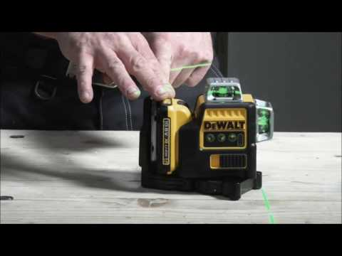 DeWALT DCE089D1G Cross Line Lasers From Power Tools UK