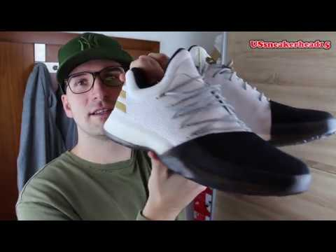 Adidas Basketballschuhe ??? James Harden Vol.1 & Crazy Explosive low REVIEW