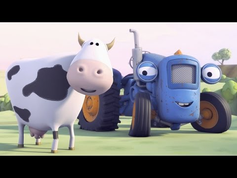 Олли Веселый грузовичок - Мультфильм про машинки - Серия 3 - Любимое мороженое (Full HD)