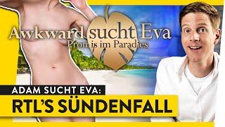 Adam sucht Eva - die nackte Wahrheit hinterm Promi Dating | WALULIS