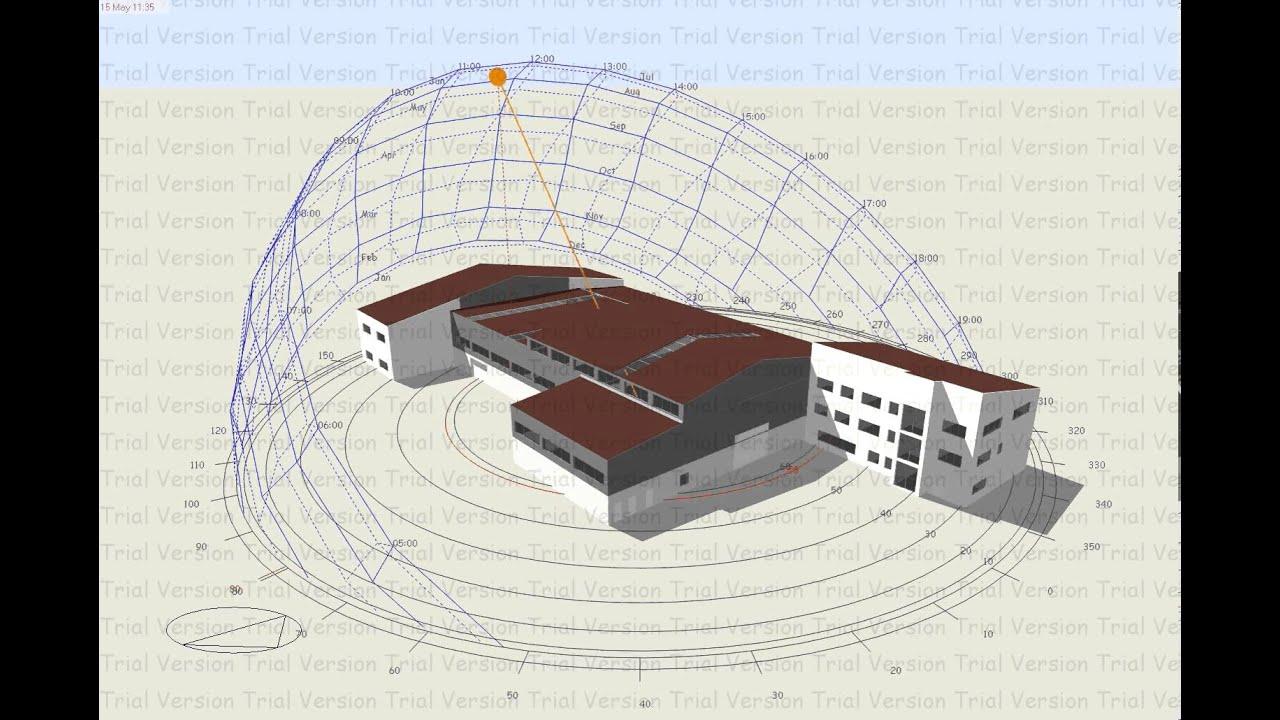 Design Builder Simulation Youtube