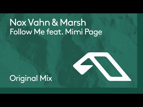 Nox Vahn & Marsh - Follow Me Feat. Mimi Page