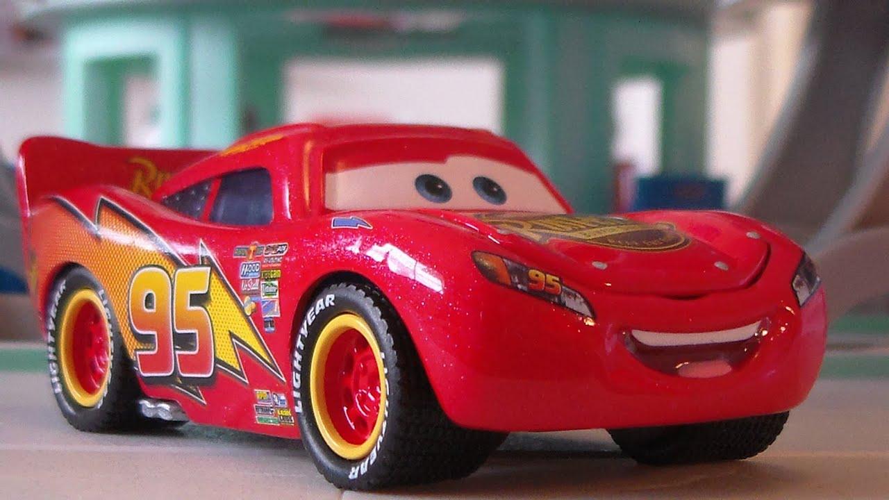 Precision Series Lightning Mcqueen New 2016 Cars Mattel