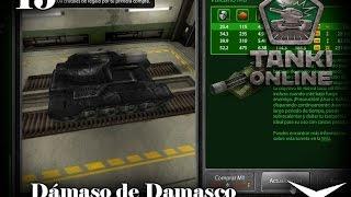 15.Papá Noel regala carbón (Tanki Online) // Gameplay Español