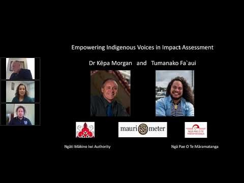 Empowering Indigenous Voices in Impact Assessment
