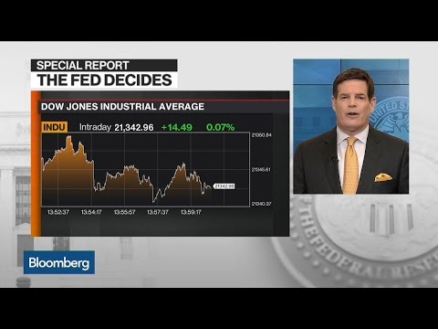 Fed Raises Rates, Maintains Forecast for One More in 2017