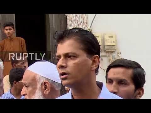 Pakistan: Father of US school shooting victim speaks of loss
