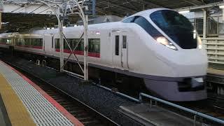 E657系水カツK3上野駅発車