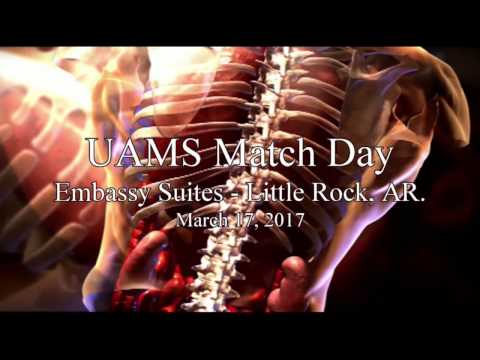 2017 UAMS Match Day at Embassy Suites 03/17/17