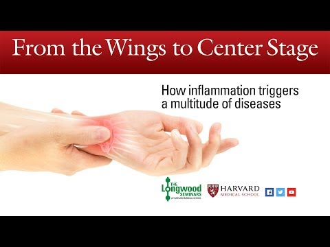 From the wings to center stage: How inflammation triggers a multitude of diseases Longwood Seminar
