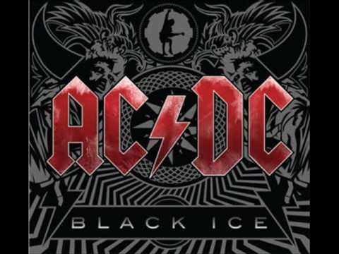 Black Ice- ACDC (with lyrics)