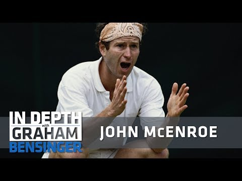 John McEnroe: Anger became an addiction