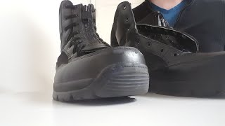 How to Tie Boot Lace in Zippers | No