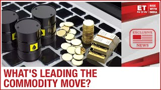 The unstoppable commodity rally!