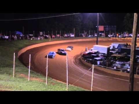 Winder Barrow Speedway Advanced Four Cylinders 7/4/15