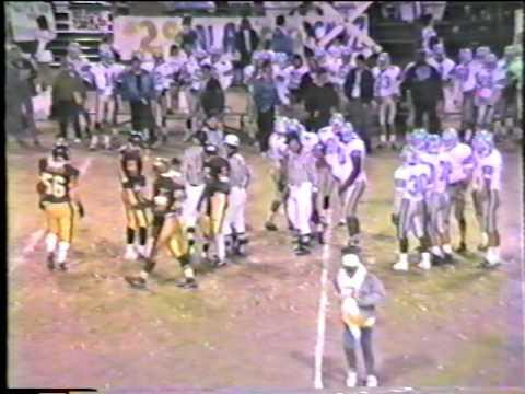 1990 Div  4 CIF Championship Football Arlington vs  Baldwin Park