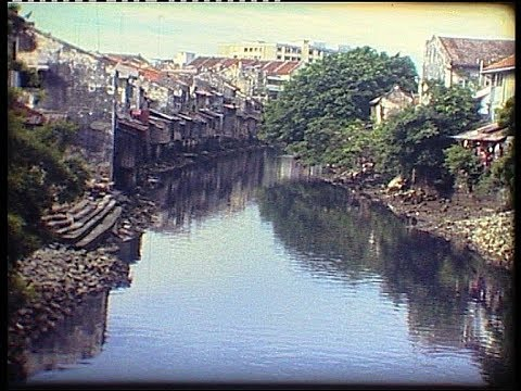 From SINGAPORE to MALACCA in 1979