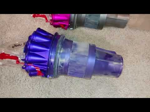 Dyson DC41 Airflow Suction Cleaning And Leakage Observations